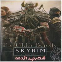 the elder scrolls skyrim شکاچی ازدها - اورجینال