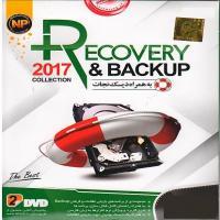 Recovery & Backup 2017 به همراه دیسک نجات -اورجینال