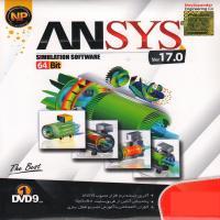 ANSYS ver 17 -64Bit -اورجینال
