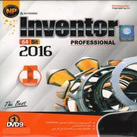 Inventor PROFESSIONAL 64Bit 2016 -اورجینال