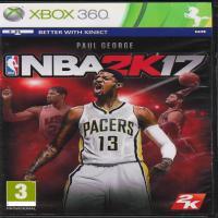 بازی NBA 2K17 -XBOX360 -اورجینال
