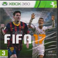 بازی FIFA 17-XBOX360 -اورجینال
