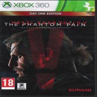 بازی METAL GEAR SOLIDV THE PHANTOM PAIN -XBOX360 -اورجینال