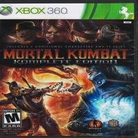 بازی MORTAL KOMBAT -XBOX360 -اورجینال
