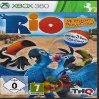 بازی Rio -XBOX 360 -اورجینال