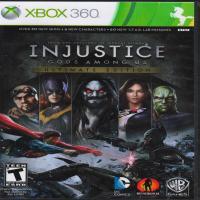 بازی INJUSTICE -XBOX360 -اورجینال