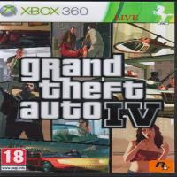بازی grand theft auto IV -XBOX360 -اورجینال