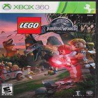 بازی LEGO نسخه JURASSIC WORLD -XBOX360 -اورجینال