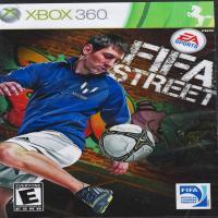 بازی فوتبال خیابانی FIFA STREET -XBOX360 -اورجینال