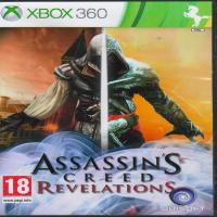 بازی ASSASSINS CREED REVELATIONS -XBOX360 -اورجینال