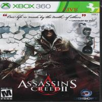 بازی ASSASSINS CREED II -XBOX360 -اورجینال