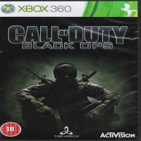 بازی CALL OF DUTY BLACK OPS -XBOX360 -اورجینال