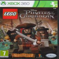 بازی LEGO نسخه PIRATES of the CARBBEAN -XBOX360 -اورجینال