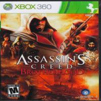 بازی ASSASSINS CREED BROTHERHOOD -XBOX360 -اورجینال