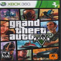 بازی grand theft auto V -XBOX360 -اورجینال
