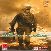بازی CALL OF DUTY MODERN WARFARE 2 -اورجینال
