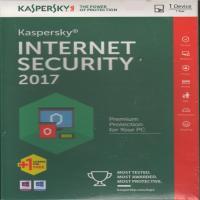 آنتی ویروس Kaspersky INTERNET SECURITY2017-اورجینال
