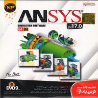 نرم افزار ANSYS simulation software Ver17.0  64Bit-اورجینال