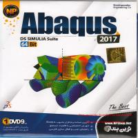 نرم افزار Abaqus DS SIMULIA Suite 2017 64Bit-اورجینال
