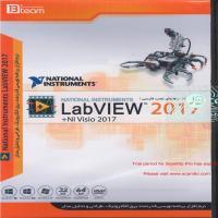 نرم افزار labVIEW 2017+ NI Visio 2017 -اورجینال
