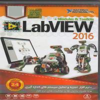 LabVIEW 2016-اورجینال