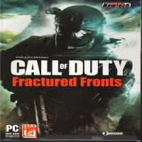CALL OF DUTY Fractured Fronts - اورجینال