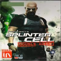 SPLINTER CELL double agent - اورجینال