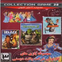 مجموعه بازی های کارتونی شرکت والت دیسنی - اورجینال