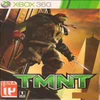 TMNT -XBOX360-اورجینال