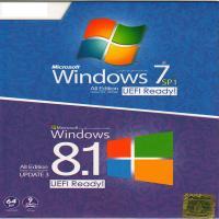 ویندوز 7-sp1 All edition-اورجینال
