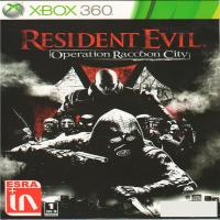 RESIDENT EVIL -XBOX360-اورجینال