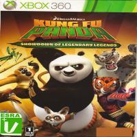 KUNG FU PANDA -XBOX360-اورجینال