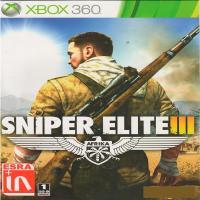 SNIPER ELITE iii -XBOX360-اورجینال