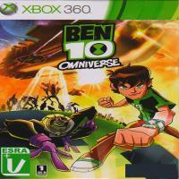 BEN10 -XBOX360-اورجینال