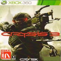 CRYSIS3 -XBOX360-اورجینال