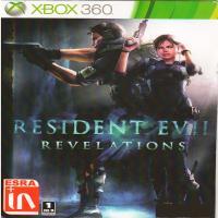 RESIDENT EVIL REVELATIONS -XBOX360-اورجینال