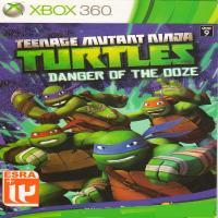 TURTLES -XBOX360-اورجینال