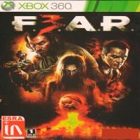 F.E.A.R -XBOX360-اورجینال