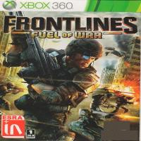 FRONTLINES FUEL OF WAR -XBOX360-اورجینال