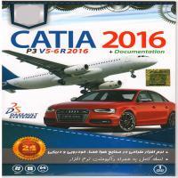 CATIA 2016 P3 V5/6R2016-اورجینال