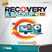 نرم افزار REC+VERY& BACKUP, new version, collection به همراه دیسک نجات-اورجینال