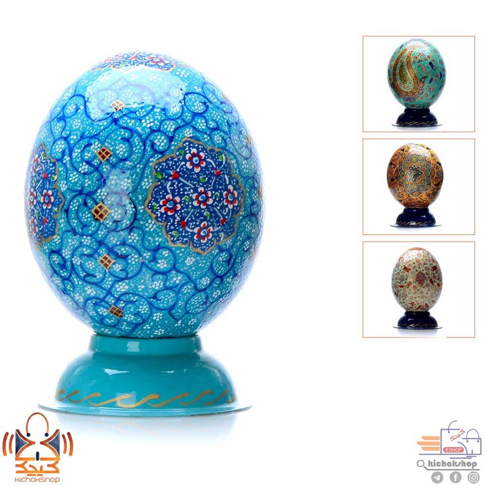 تخم شتر مرغ تزئینی