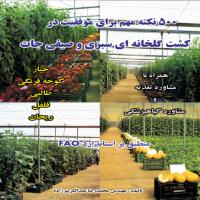 کتاب 500 نکته مهم برای موفقیت در کشت گلخانه ای سبزی و صیفی جات