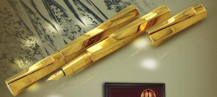 قلم کلکسیونی خیام(طلا)