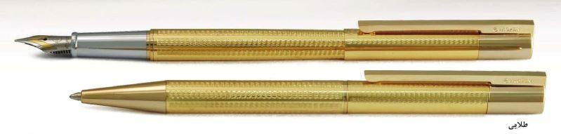 خودکار و خودنویس Flash(طلایی)