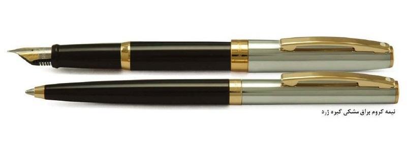 خودکار و خودنویس Sagaris(نیمه نقره ای)