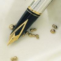 خودکار و خودنویس Legacy(نیمه نقره با نوک طلا 18عیار)