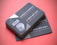کارت ویزیت لمینت براق 5.5*8.5