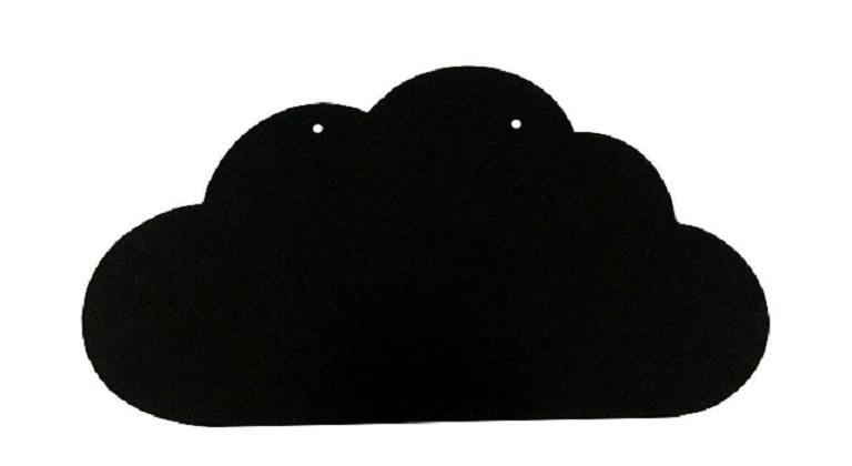 تخته سیاه طرح ابر مدل clod bord