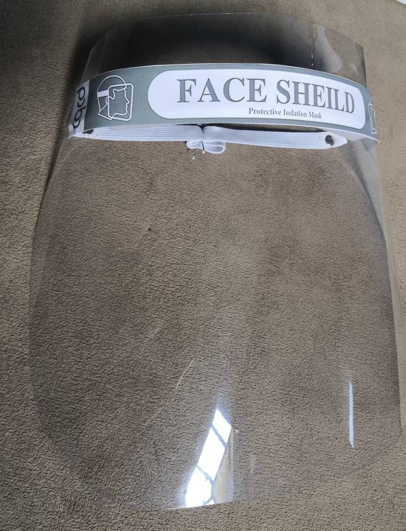 پکیج 4 تایی شیلد محافظ صورت